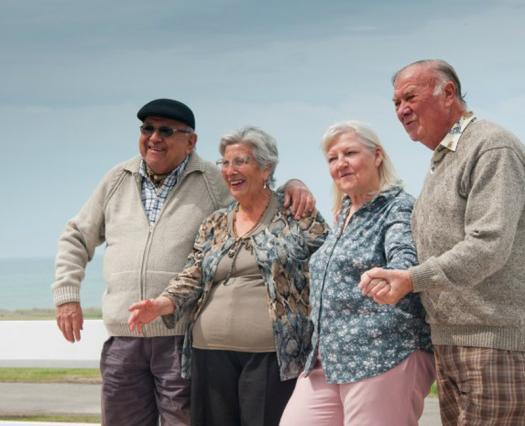 Los jubilados pudieron viajar con descuentos por Argentina