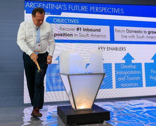 Foro de Inversiones: la Argentina rompió el hielo y buscó crear clima de negocios