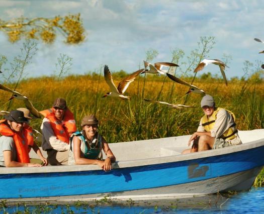 Parque Iberá: invertimos más de 90 millones y buscamos generar un gran corredor ecoturístico