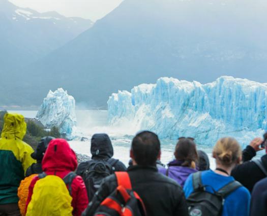 Glaciar Perito Moreno: más de 1 millón de personas vieron su rompimiento natural vía nuestro streaming