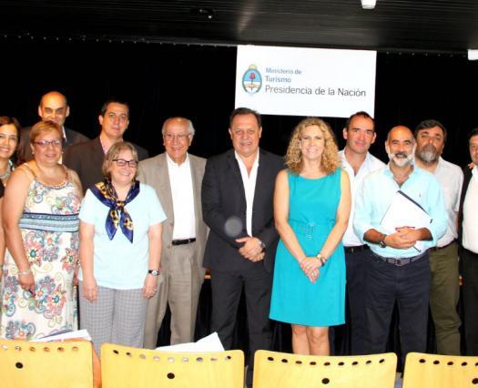 Comisión Federal de Turismo Religioso: trabajamos juntos el sector público y privado