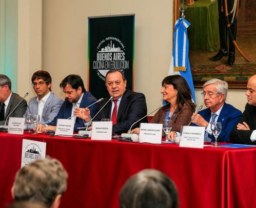 Bs. As. Capital Iberoamericana de Cultura Gastronómica: junto a CocinAR, atraerá turistas y dará a conocer nuestros sabores