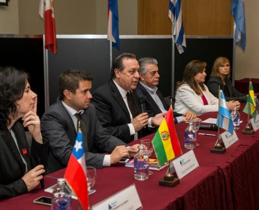 """Realizamos el Primer Foro de Ministros de Turismo del Cono Sur: """"Tenemos que fortalecer la Marca Sudamérica"""""""