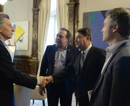 Macri, Santos y Vogeler: Argentina quiere ser sede de la Asamblea de la OMT 2019