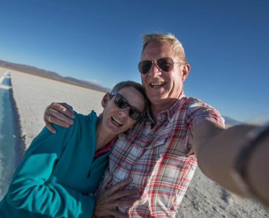 Acordamos con Aerolíneas Argentinas y ANSES para que los jubilados viajen con promociones por el país