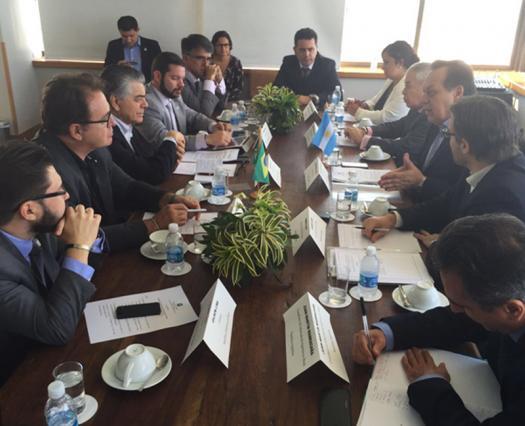 Firmamos acuerdo de cooperación con Brasil