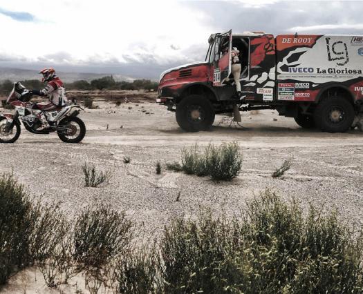 2017: llega un Rally Dakar más social y con oportunidad de mostrarnos internacionalmente