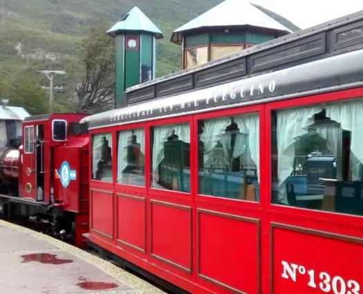 Tren del Fin del Mundo: nuevos vagones para disfrutar los paisajes de Tierra del Fuego