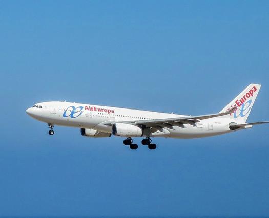 Nueva conexión para que lleguen más turistas: vuelo Córdoba-Madrid de Air Europa