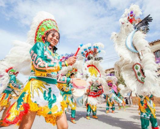 Apoyamos nuestras fiestas populares con el programa Festejar, junto a Cultura