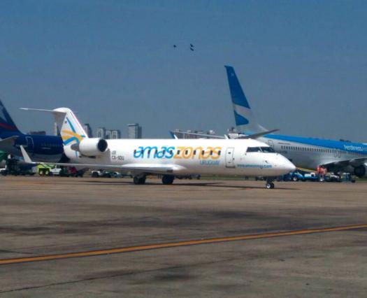 Más conectividad: Aerolínea uruguaya une Buenos Aires y Montevideo