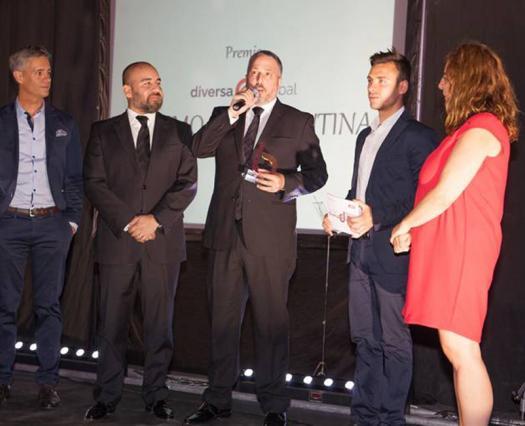 Argentina premiada como destino LGBT: recibimos el premio