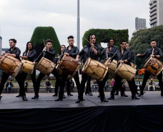 El grupo de malambo Malevo es Marca País de Argentina y nos representa en el mundo