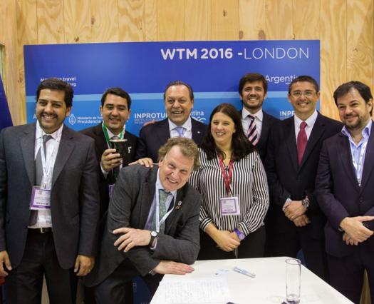 Crece interés del turismo británico por Argentina: participamos en la WTM de Londres