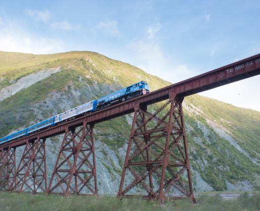 Tren a las Nubes: volvió uno de los trenes más altos del mundo con un nuevo recorrido