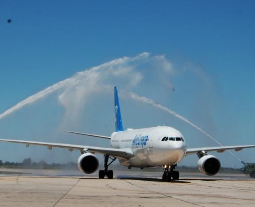 Más conectividad: Córdoba y Madrid ya están conectadas por un vuelo de Air Europa