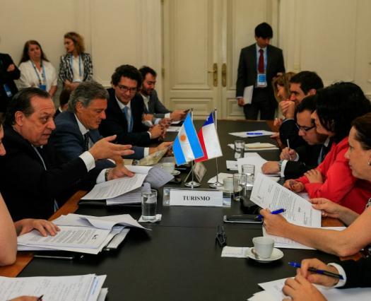 Proponemos a Chile la creación de un circuito patagónico conjunto y encarar juntos la promoción
