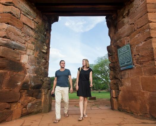 Ruta de los Jesuitas: buscamos definir un plan de acción para fomentarla, diseñarla y promocionarla junto a Paraguay