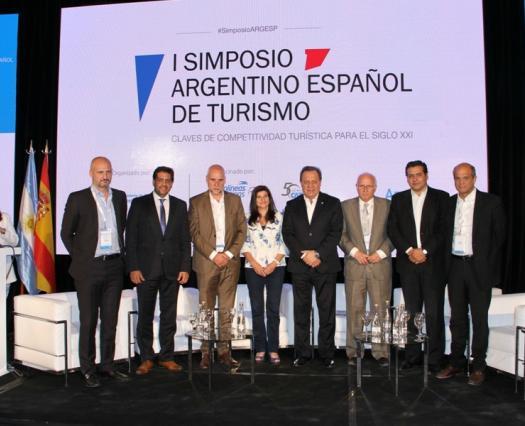 """Simposio Argentino Español de Turismo: """"Fue una gran oportunidad de compartir experiencias y fomentar la innovación"""""""